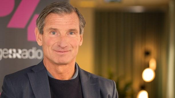 Kjell Enhager i dubbel bemärkelse