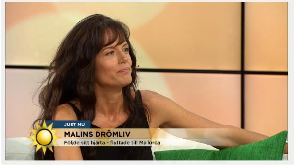 Söndagsmorgon med Malin på TV4