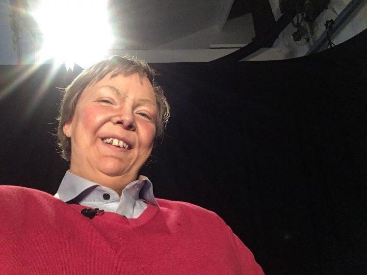 Anna Blomberg som Bert