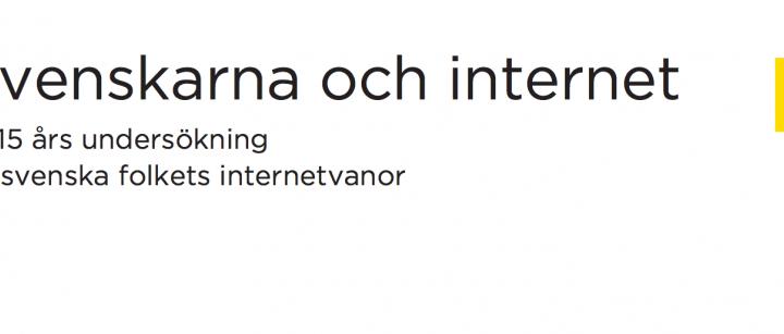 Svenskarnas internetvanor